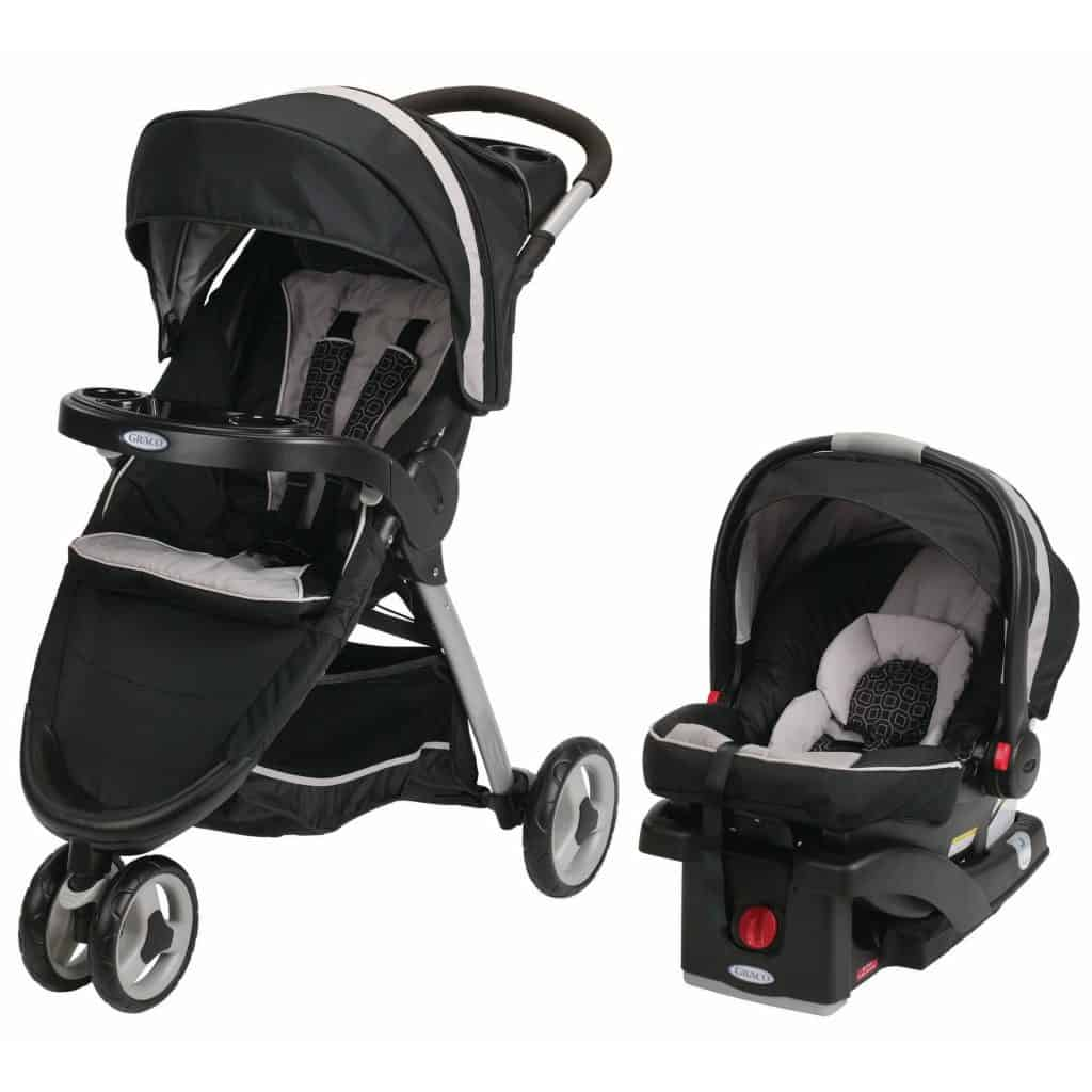 Chicco Viaro Travel System Review | Baby Journey