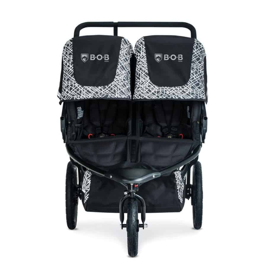 The BOB Flex 3.0 Duallie has seats that are comfortable with good breathability. - Bob revolution flex 3.0 duallie review | Baby Journey