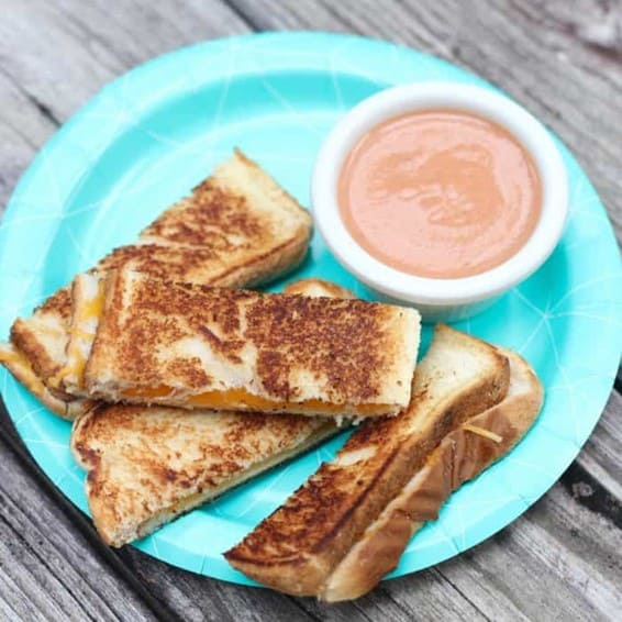 Baby Grilled Cheese l 20 Best Finger Foods for Your Baby to Try Today l Baby Journey