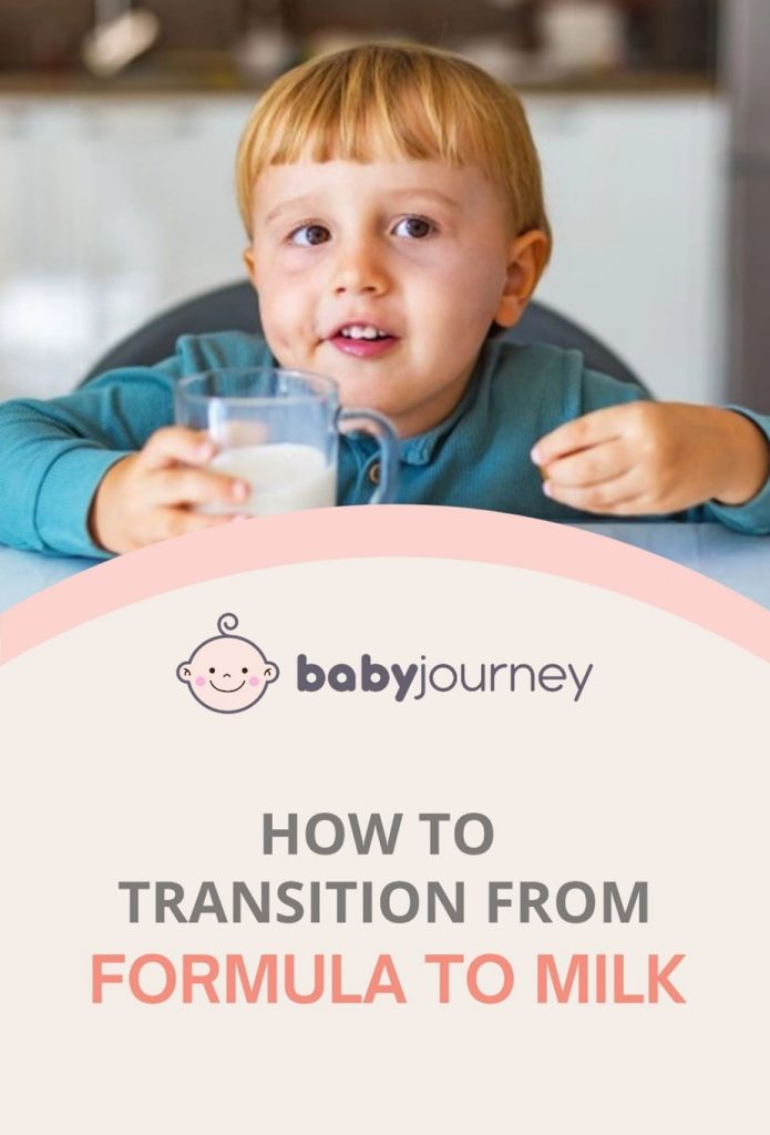 How to Transition from Formula to Milk with Simple Steps | Baby Journey