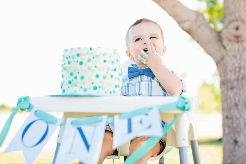 The park is one of the best places to host a first birthday for your baby! - The Ultimate Guide to Planning Your Baby's First Birthday l Baby Journey