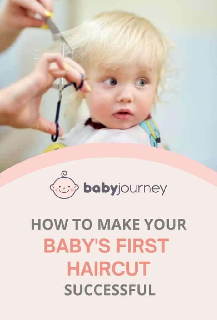 How To Keep Your Baby's First Haircut Stress-Free and Fun! | Baby Journey
