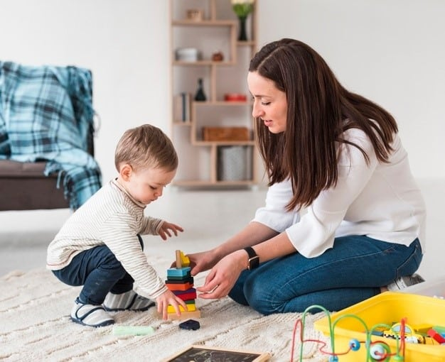 Learn to teach your child about the cause and effect of their actions. - 12 Great Tips & Tricks On How To Discipline A Toddler From The Start | Baby Journey