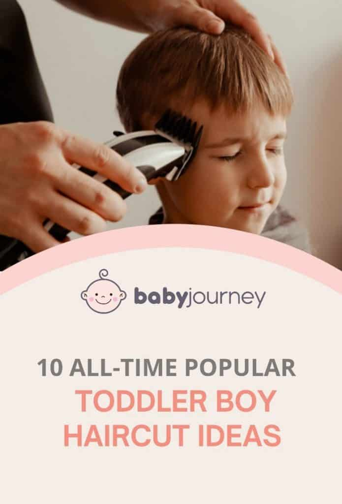10 All-Time Popular Toddler Boy Haircuts | Baby Journey