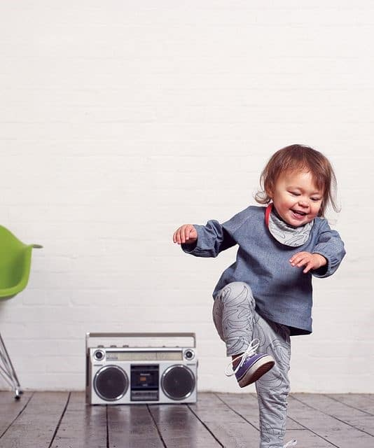 Music can be a positive distraction from screaming. - 9 Effective Tips on Dealing With Toddler Screaming | Baby Journey