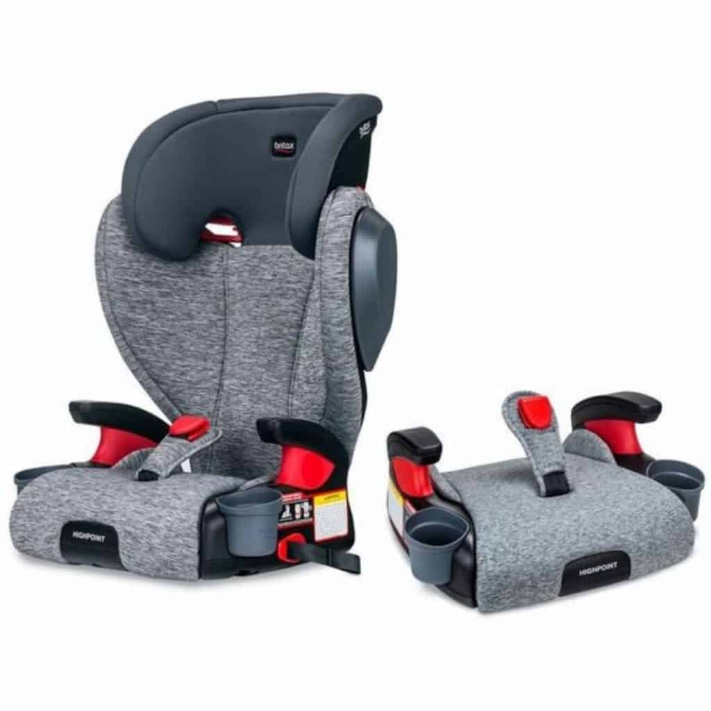 A convertible car seat cannot be used as a high-back or backless booster seat. - Best All-in-One Car Seat Review Guide   Baby Journey
