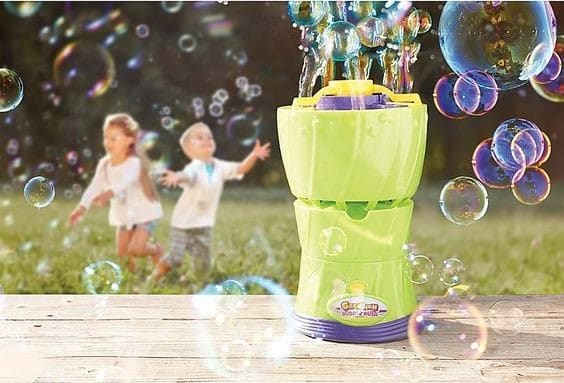 Bubble Machine | First Birthday Gift Ideas for Girl | Baby Journey