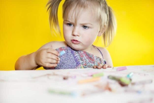Crayons | First Birthday Gift Ideas for Girl | Baby Journey