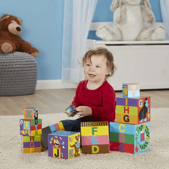 Stacking Toys  | First Birthday Gift for Boy | Baby Journey