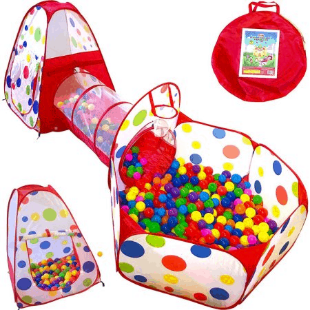 Ball Pit | First Birthday Gift for Boy | Baby Journey