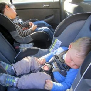 Riding in the rear-facing position is safer and recommended for as long as possible. - Best All-in-One Car Seat Review Guide   Baby Journey