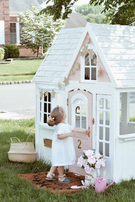Playhouse | First Birthday Gift Ideas for Girl | Baby Journey