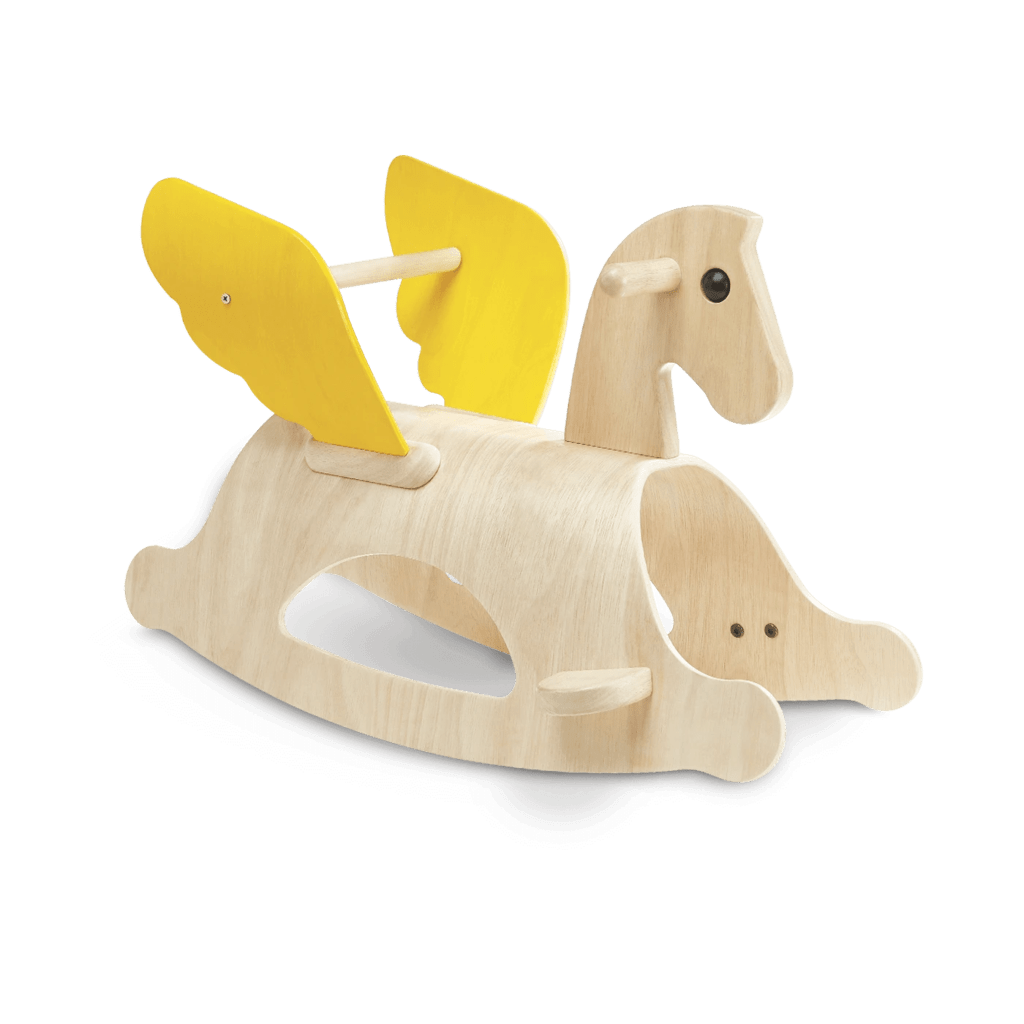 Rocking Horse  | First Birthday Gift for Boy | Baby Journey