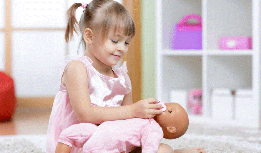 Play Doll | First Birthday Gift Ideas for Girl | Baby Journey
