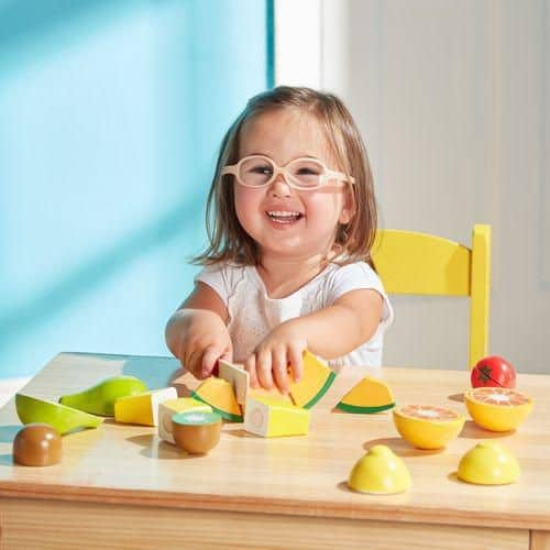 Cutting Fruit Set | First Birthday Gift Ideas for Girl | Baby Journey