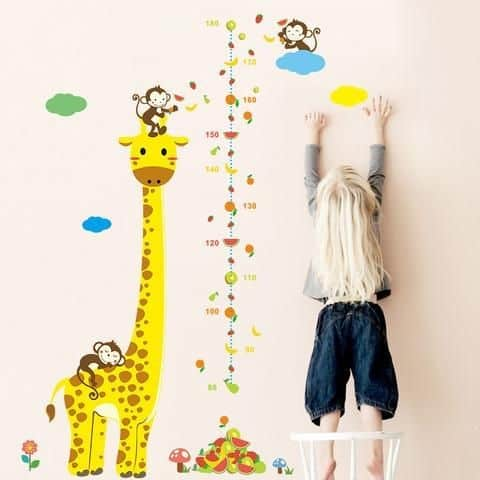 Growth Chart | First Birthday Gift Ideas for Girl | Baby Journey