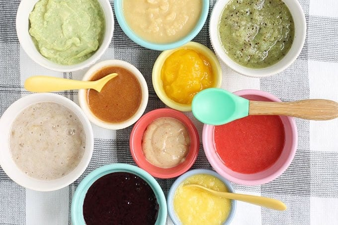 Chilled Purees for Tiny Ones  - Best Food for Teething Baby: Ten Simply Soothing Baby Teething Foods for Your Child   Baby Journey