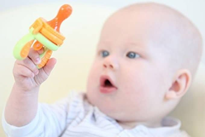 Frozen Fruits for The Win. - Best Food for Teething Baby: Ten Simply Soothing Baby Teething Foods for Your Child   Baby Journey