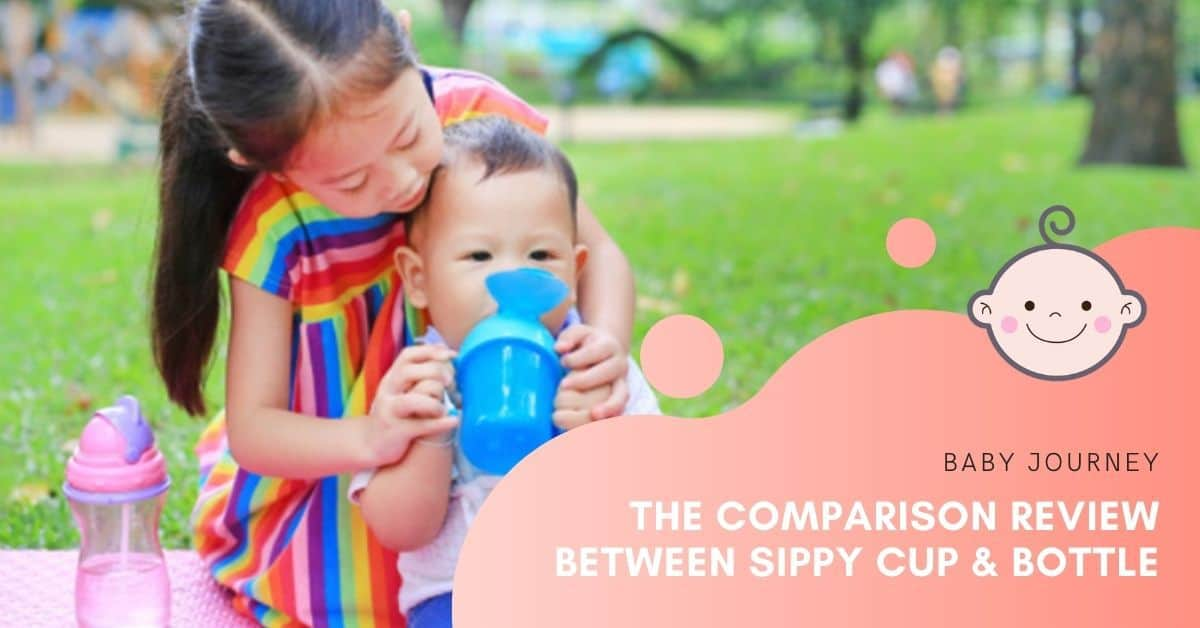 Sippy Cup vs Bottle | Baby Journey
