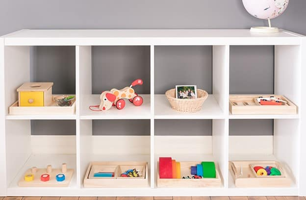 How to Create a Montessori Playroom   Baby Journey