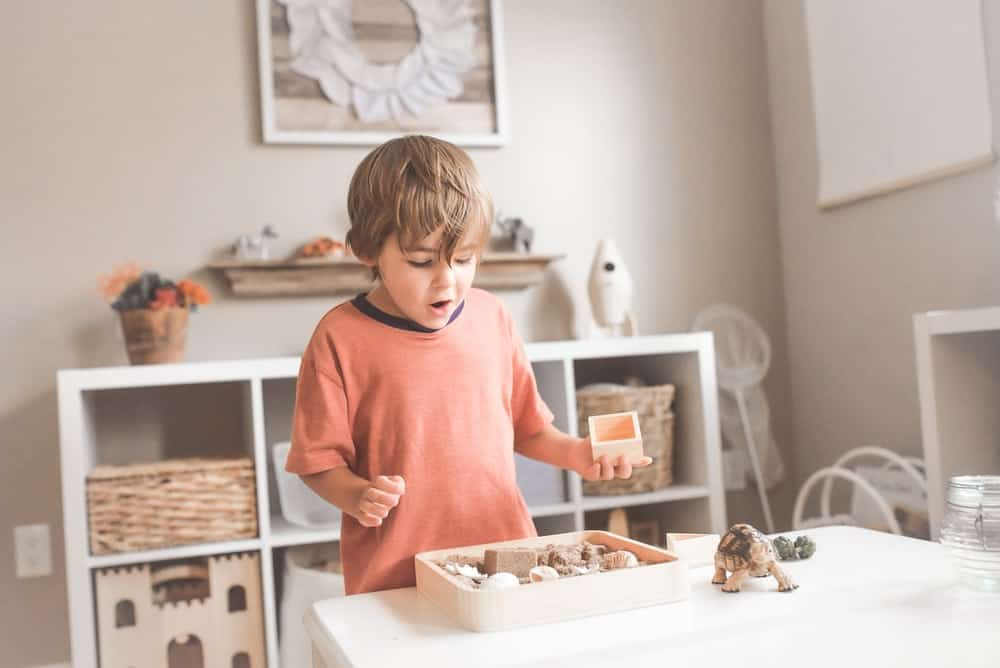 Music can encourage children to enjoy toy clean-up time. -7 Effective Ways to Get Toddlers Cleaning Up Toys   Baby Journey