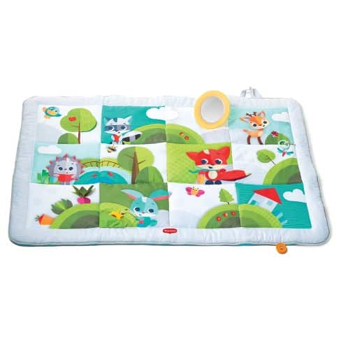Tiny Love Meadow Days Super Play Mat | Best Baby Play Mat | Baby Journey