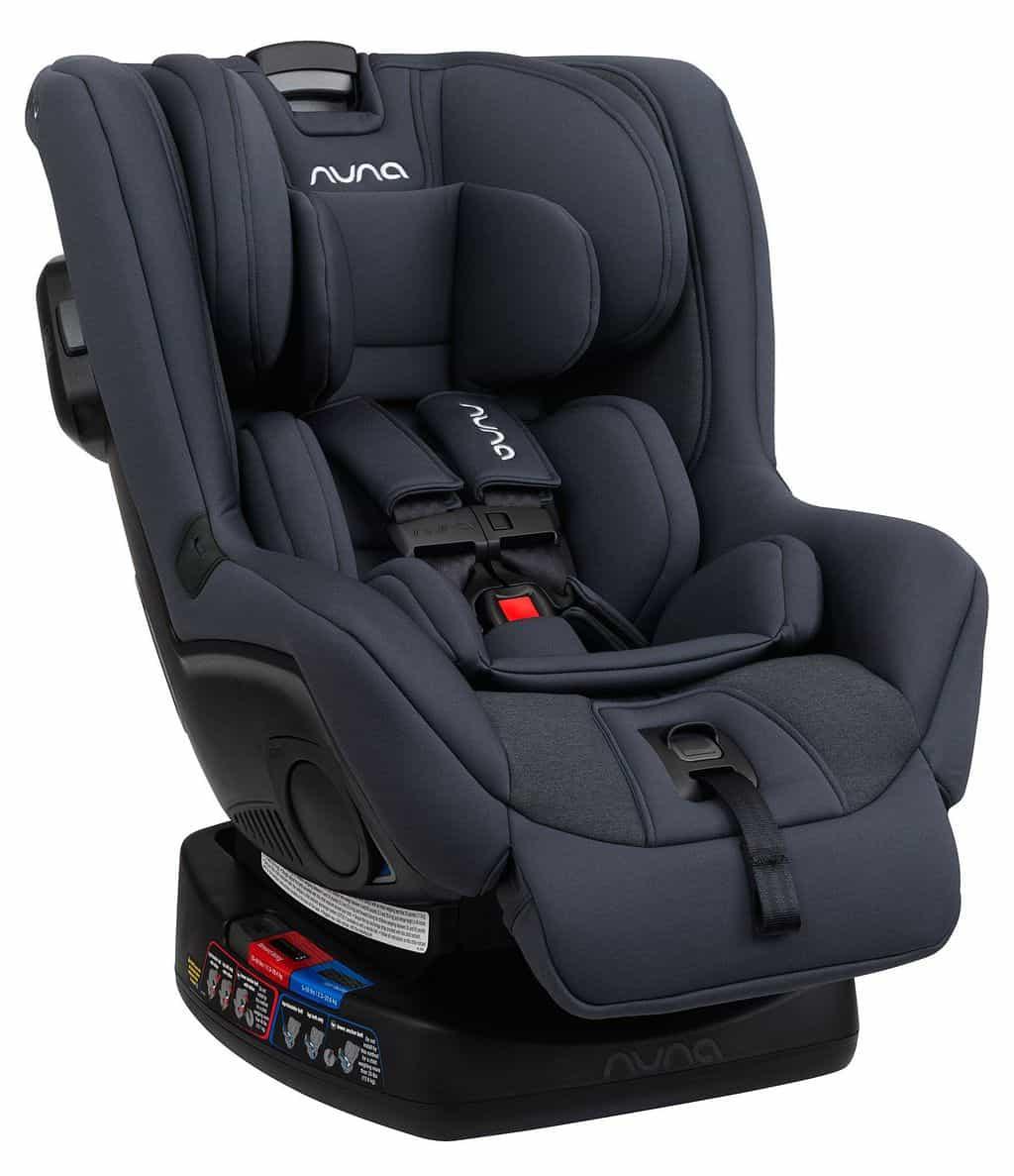 Nuna RAVA as alternative. - Britax Allegiance Car Seat Review | Baby Journey