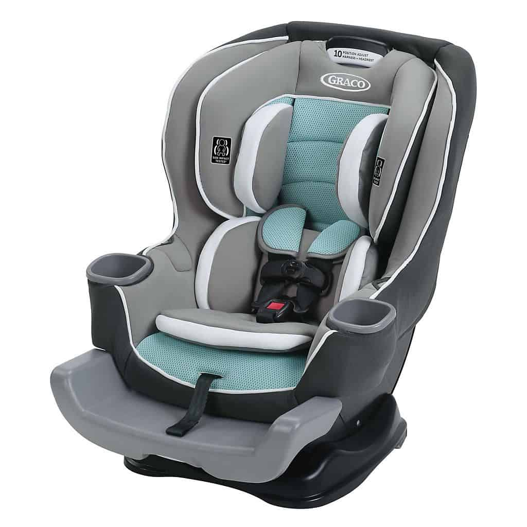 Graco Extend2Fit as alternative. - Britax Allegiance Car Seat Review | Baby Journey