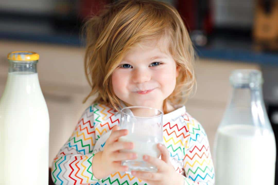 Most children outgrow their food allergies and sensitivity by a certain age. -Milk Allergy vs Lactose Intolerance in Babies   Baby Journey