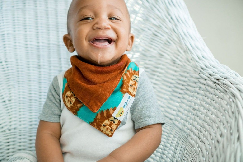 Dry the Drool | Home Remedies for Teething | Baby Journey