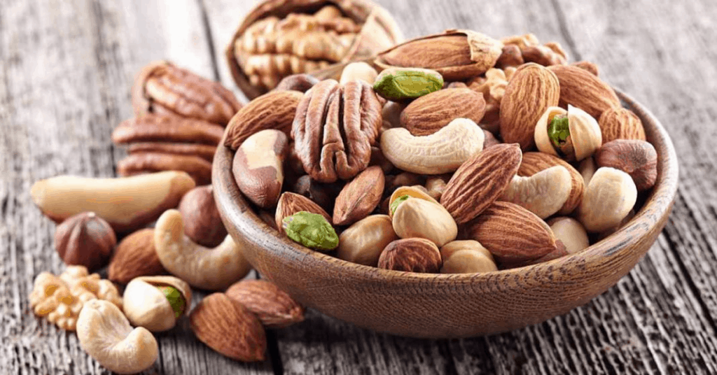 Nuts | Foods to Avoid While Breastfeeding | Baby Journey