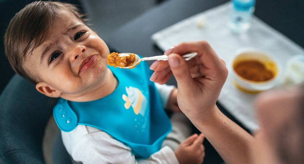 Never Force-Feed Your Child   What is a Food Jag   Baby Journey