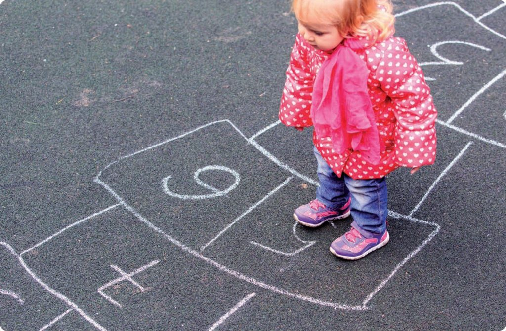 Hopscotch | Outdoor Toys for Toddlers | Baby Journey