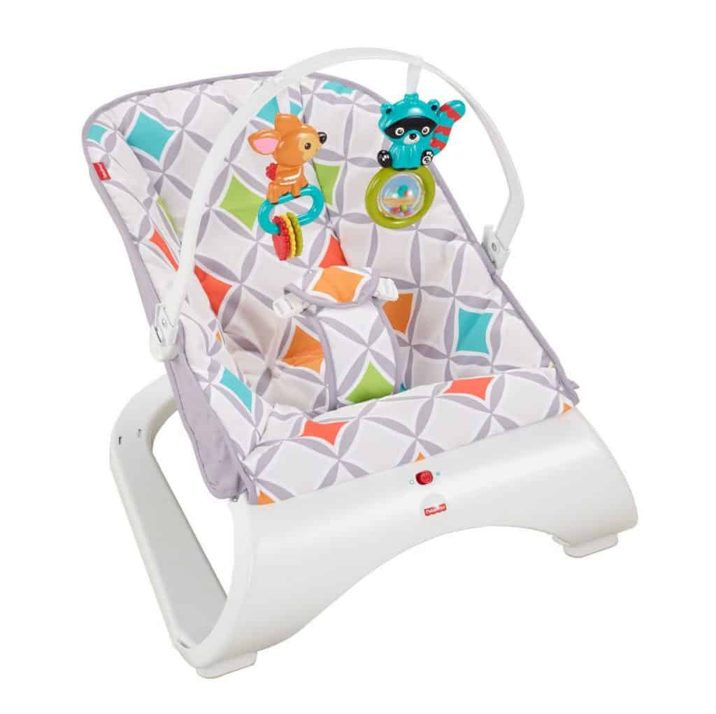 Fisher-Price Comfort Curve Bouncer   Best Baby Bouncer   Baby Journey