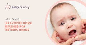 Home Remedies for Teething | Baby Journey