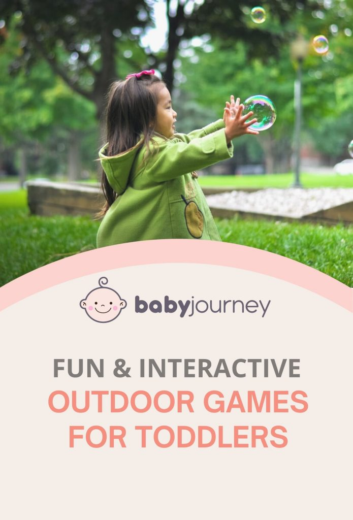 Outdoor Toys for Toddlers | Baby Journey