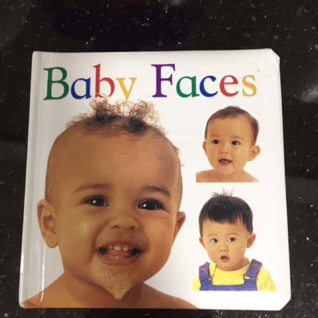 Baby Faces Board Book | Best Toys for 6 Month Old | Baby Journey