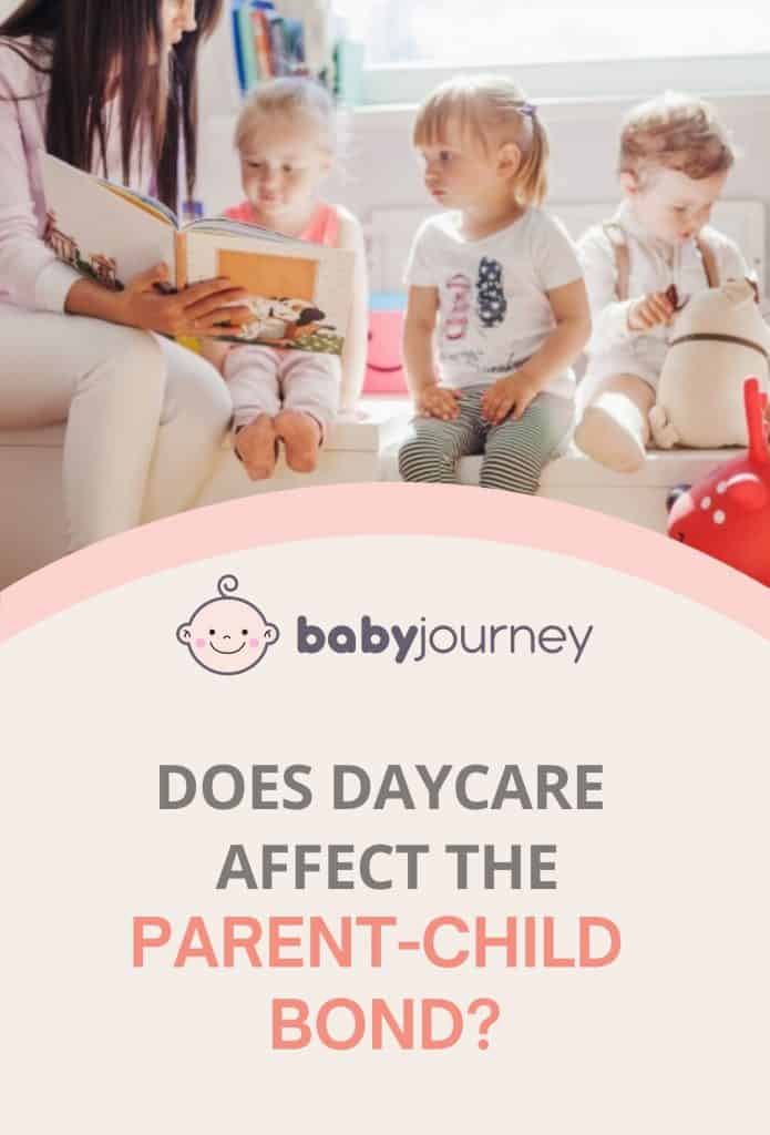 Does Daycare Affect The Parent-Child Bond? We Talked to 40 Experts to Find Out | Baby Journey