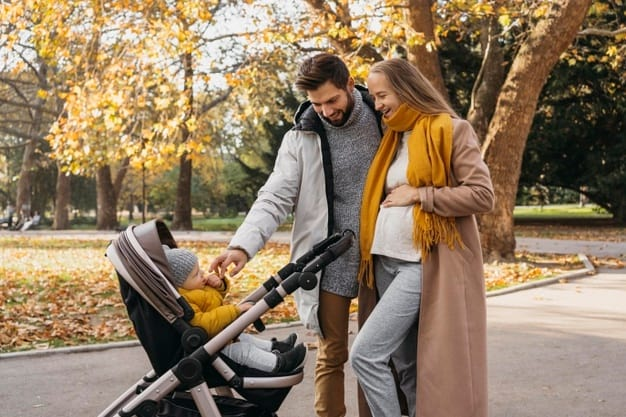 A stroller is a must-have to bring your child outdoors for long hours as an alternative to <a href=