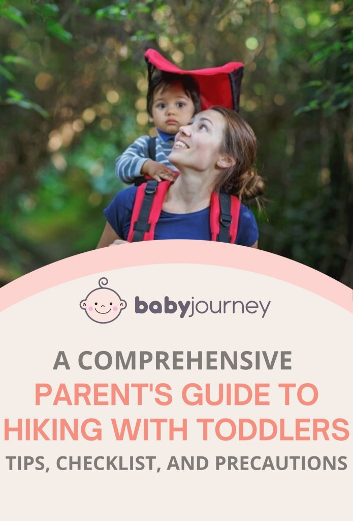 Hiking with Toddlers   Baby Journey