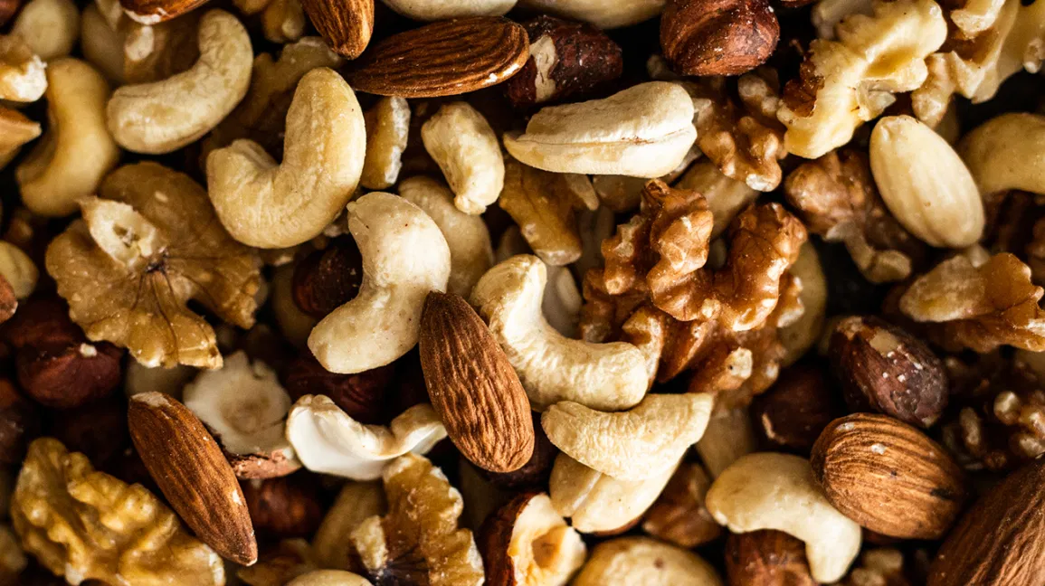 Nuts Fiber Content Wards Off Constipation | Baby Food That Help  with Constipation | Baby Journey