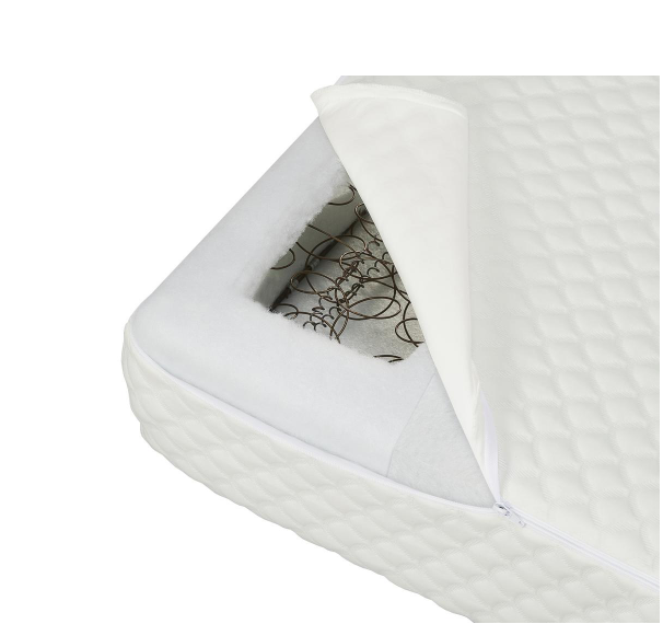 Coil spring mattresses are often more durable | How to Pick a Crib Mattress | Baby Journey