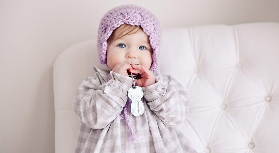 Teethers come in many shapes and sizes, but most feature textures to massage gums while some provide extra functions for sensory play. - Best Teething Toys for Babies | Baby Journey