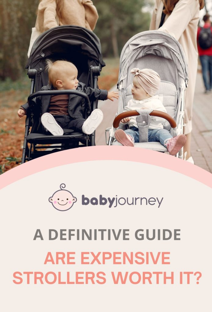 High-End Stroller vs Affordable Stroller Are Expensive Strollers Worth It   Baby Journey