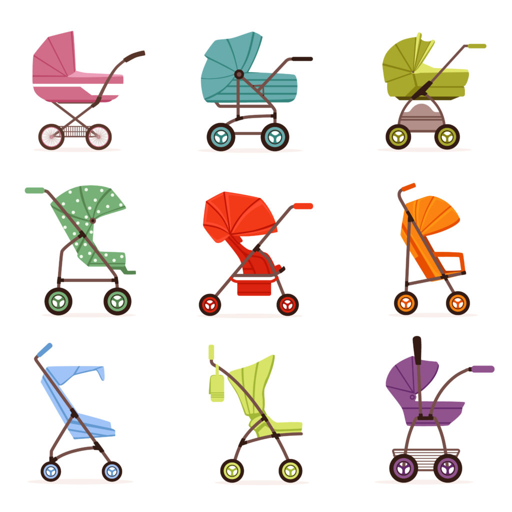 There is a stroller for every need! - How Many Strollers Do I Need? | Baby Journey Blog