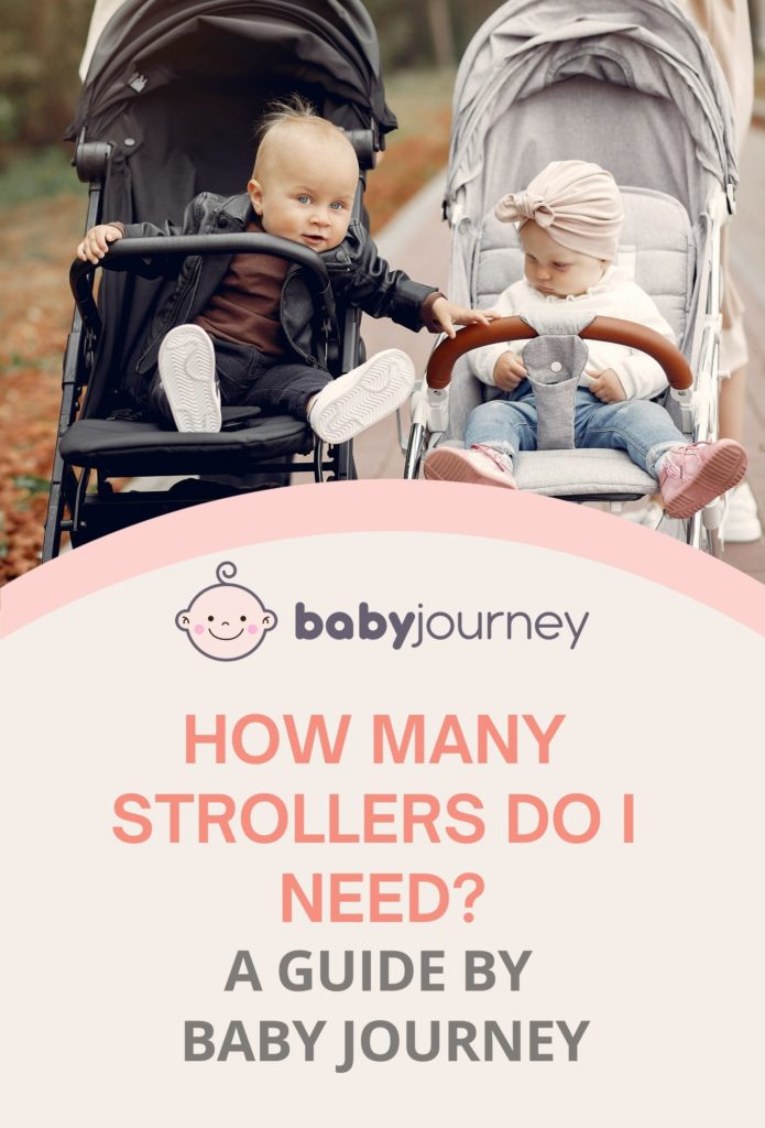 How Many Strollers Do I Need? | Baby Journey Blog