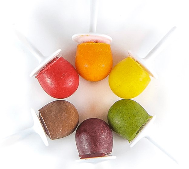 Fruit Popsicles | 21 Easy Healthy Snacks for Toddlers | Baby Journey
