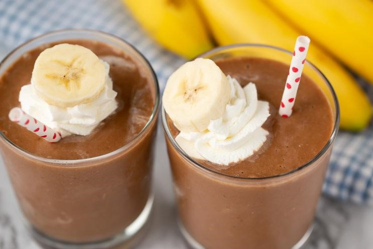 Keep a couple of bananas in a freezer to always have them ready for a smoothie! - 16 Irresistibly Yummy Smoothie Recipes for Kids and Toddlers   Baby Journey Blog