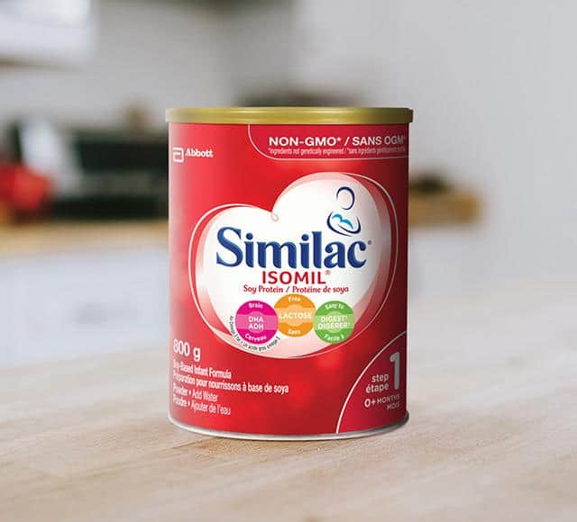 Soy formula is an alternative to go for if your baby suffers from milk protein allergy   A Parent's Guide to The 15 Baby Foods That Cause Gas in Babies   Baby Journey