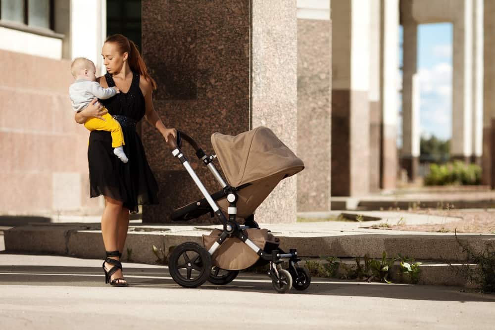 Mid-priced stroller that keeps baby safe, ensures easy maneuvering and single-handed handling of the baby and the gear  High-End Stroller vs Affordable Stroller: Are Expensive Strollers Worth It?   Baby Journey